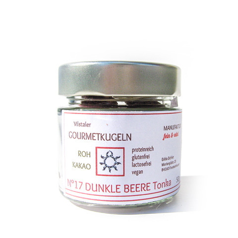 No.17 Dunkle Beere Tonka